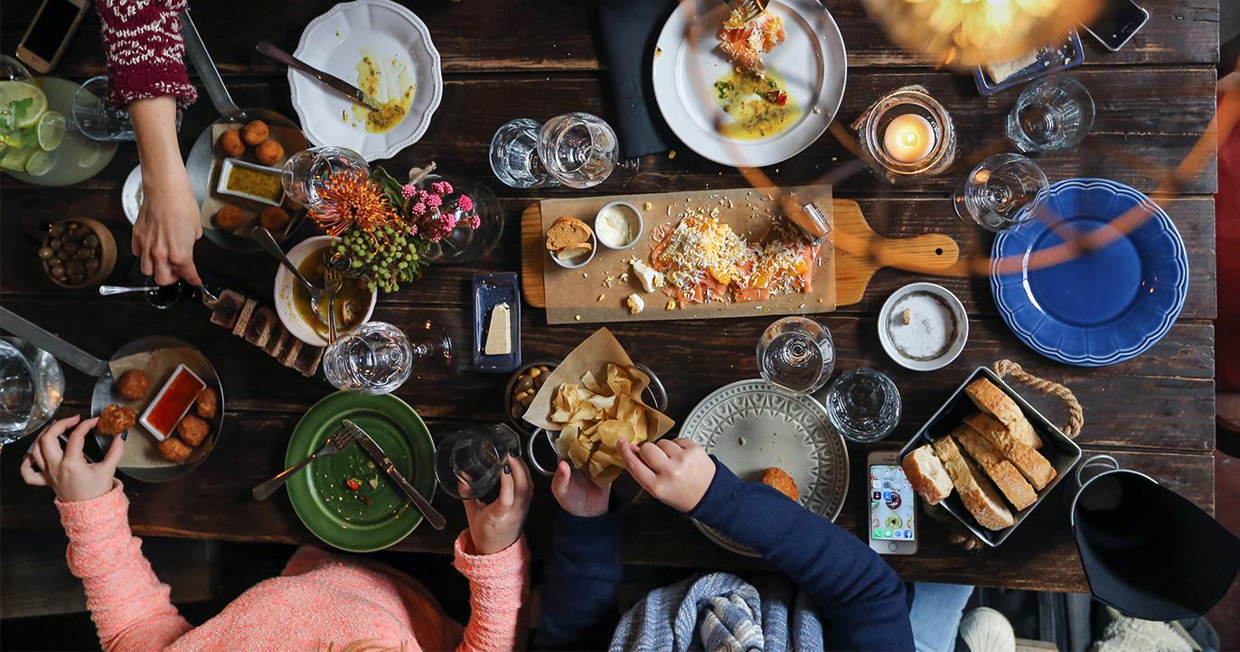 Jantar de Grupo