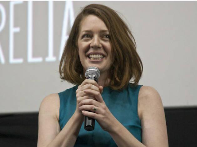 Elisa Miller, directora de El placer el mío
