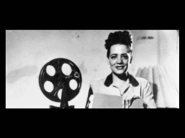 Matilde Landeta, de las primeras directoras de cine