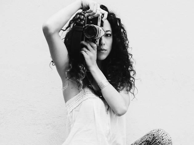 Camila Jurado, la fotografa de NOISE GRRRL