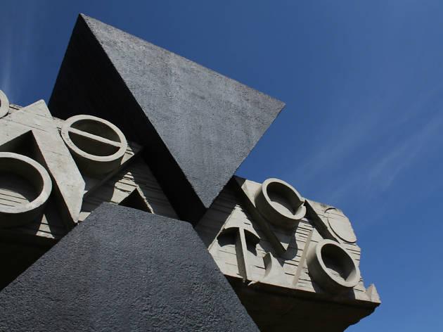 Escultura México