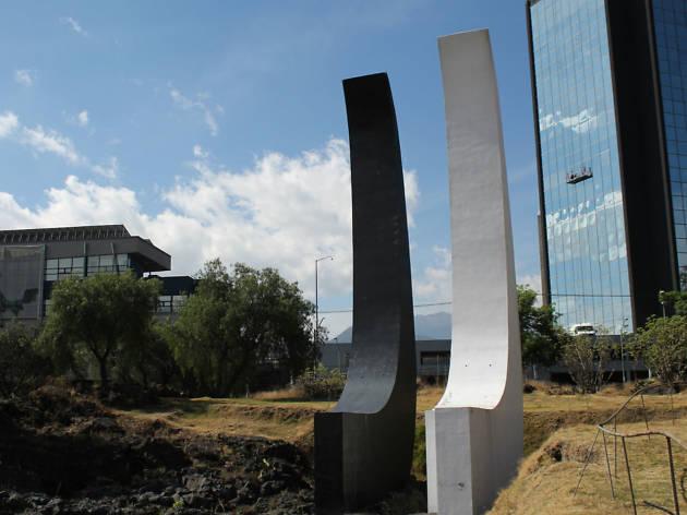 Escultura señales