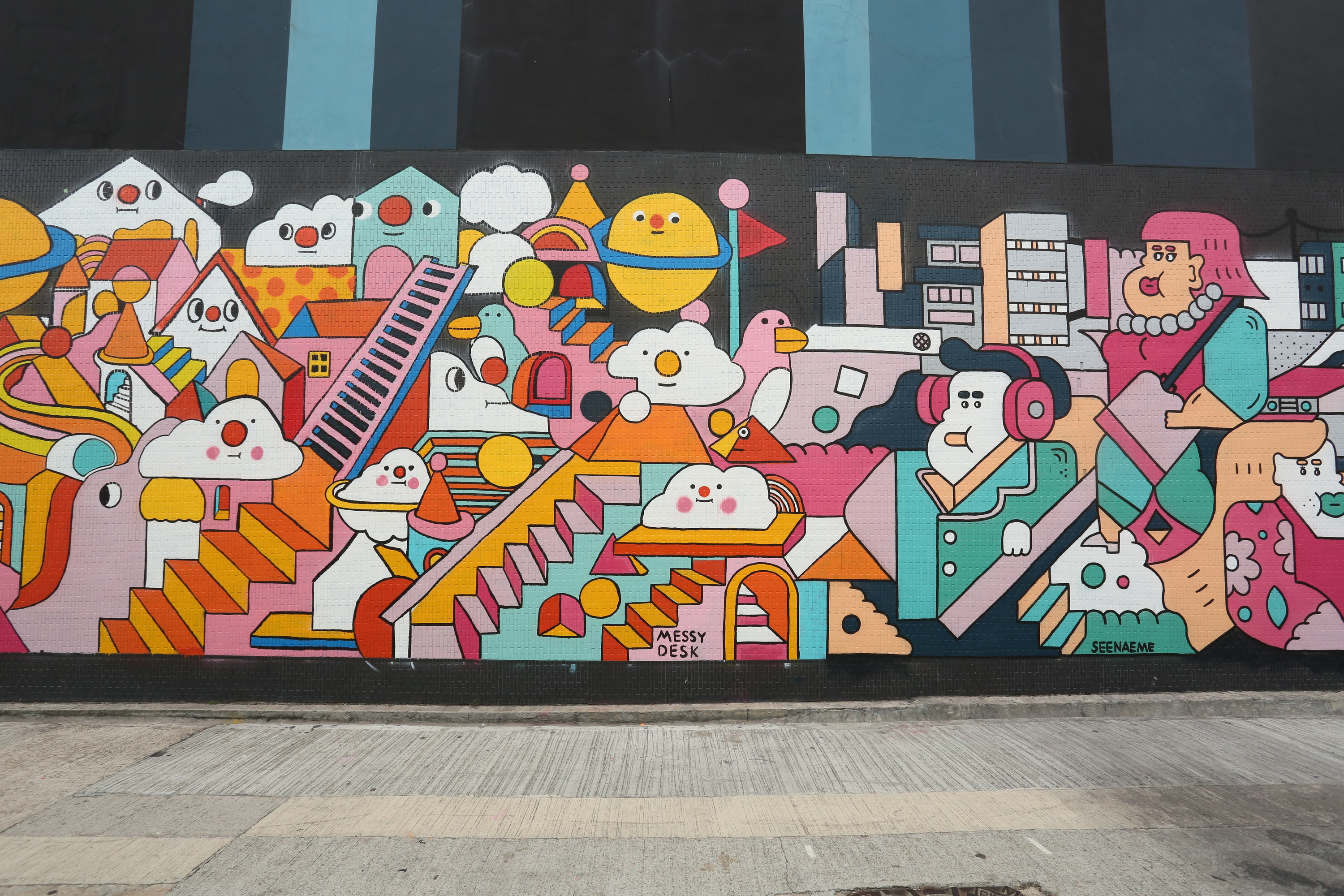 The Best Street Art In Hong Kong