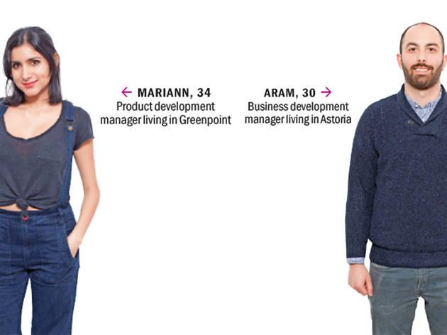 Mariann and Aram