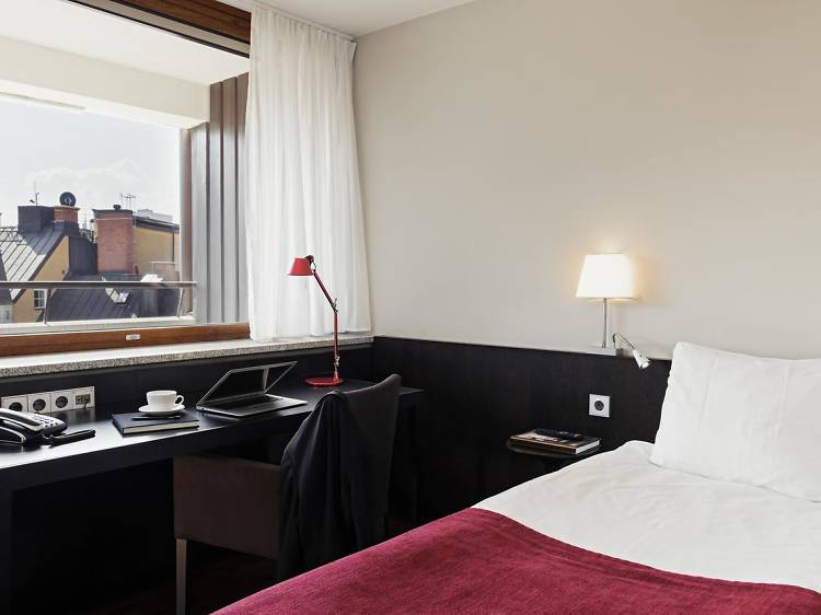 10 cheap hotels in Stockholm