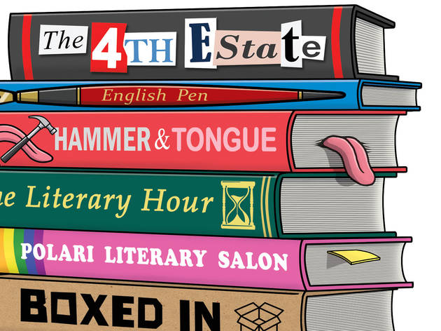 10 brilliant London literary events to get you ready for World Book Day