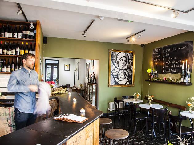 mountgrove bothy, islington bars