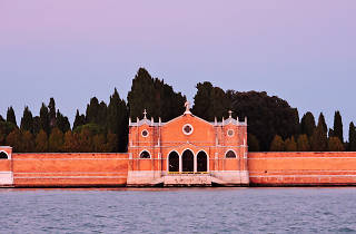 San Michele is one of the best free things to do in Venice, Italy.