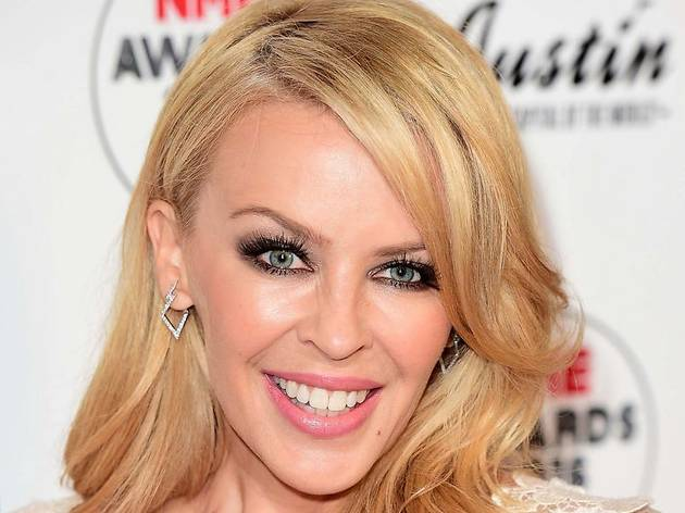 File photo dated 17/02/16 of Kylie Minogue, who has announced that she will perform across the UK and Ireland later this year on a new tour.