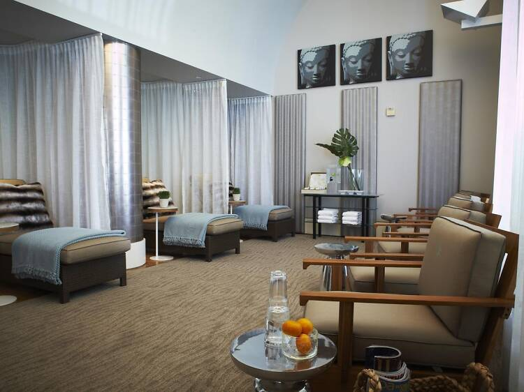 The best hotel spas in San Francisco