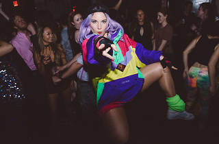 Throwback Thursday: 80s/90s Dance Party @ HOY 4.21.17 by Kenny Rod