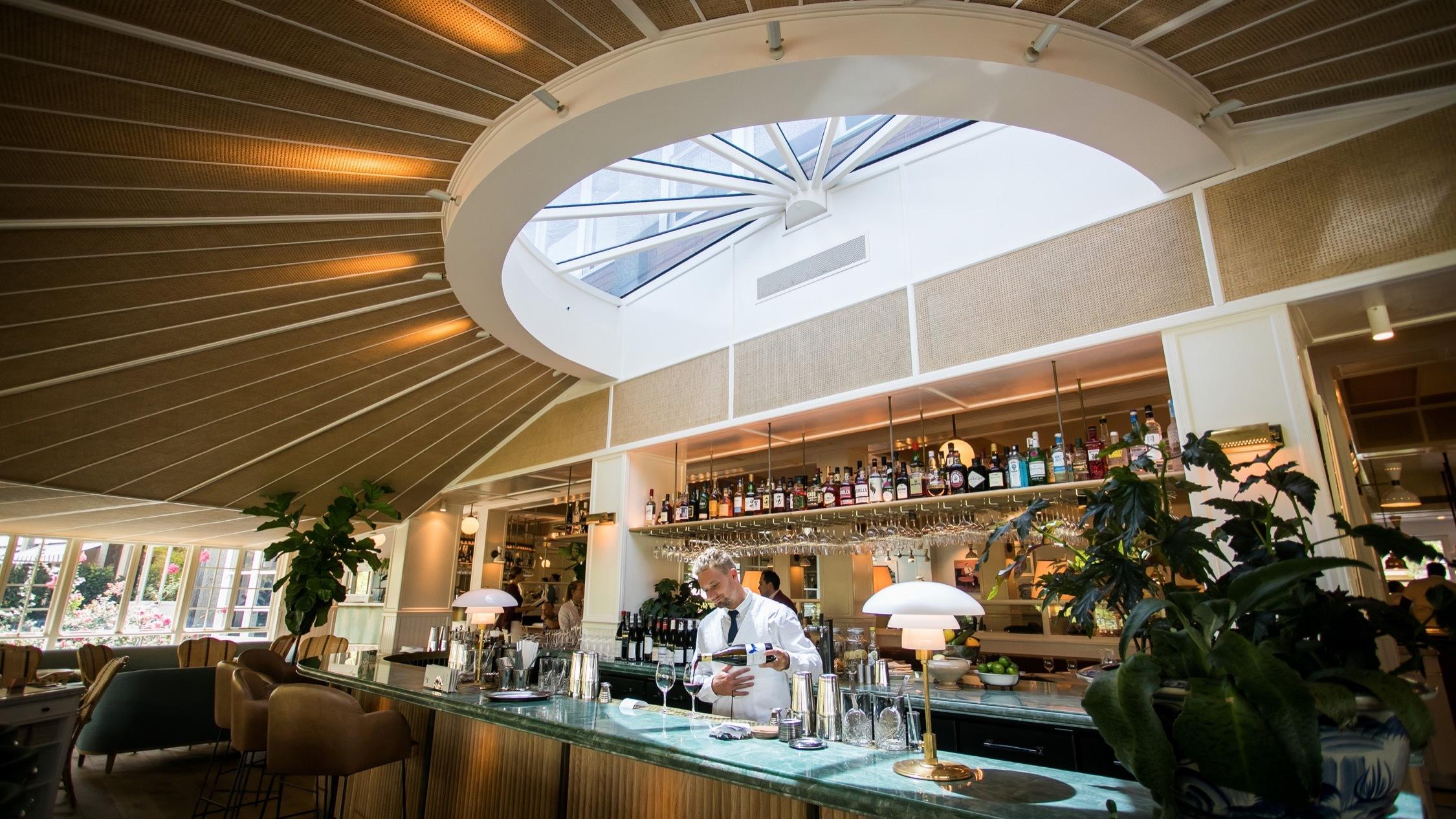 Bar at Berts The Newport
