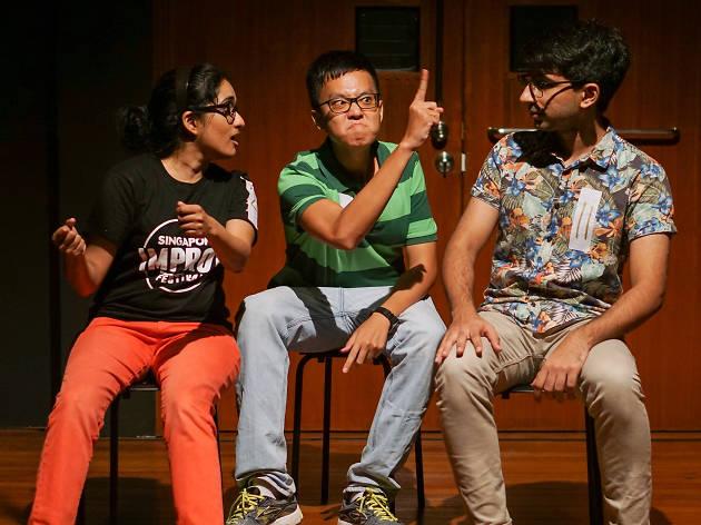 Singapore Improv Festival