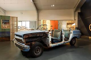 Bush Mechanics Melbourne Museum 2018 photo credit: Andre Castellucci