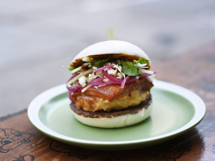 Try three brand-new items at Little Bao