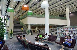 Ping Shan Tin Shui Wai Public Library