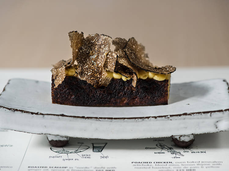 Get your truffle on at Frantzén's Kitchen
