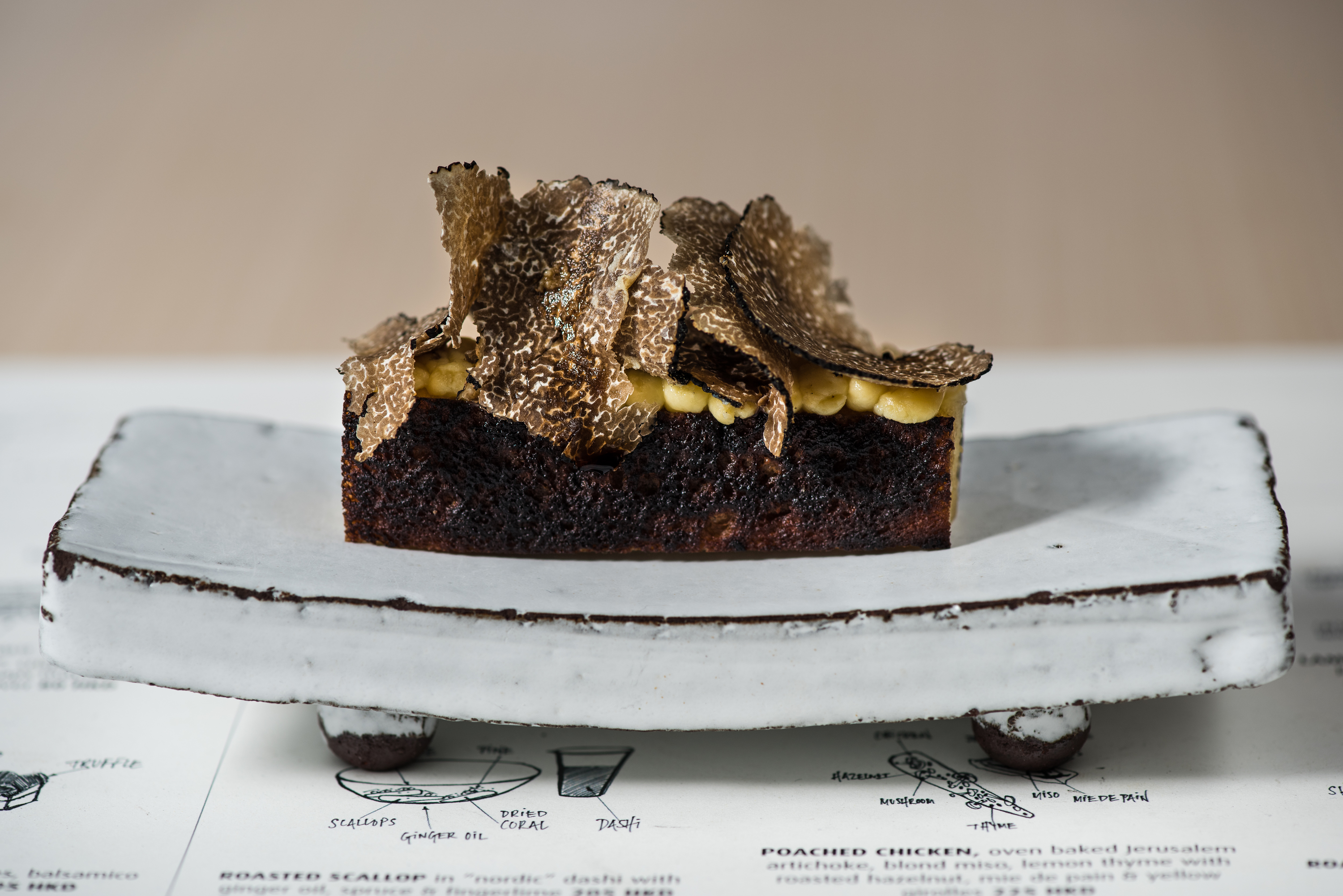 Frantzen's Kitchen - truffle French toast