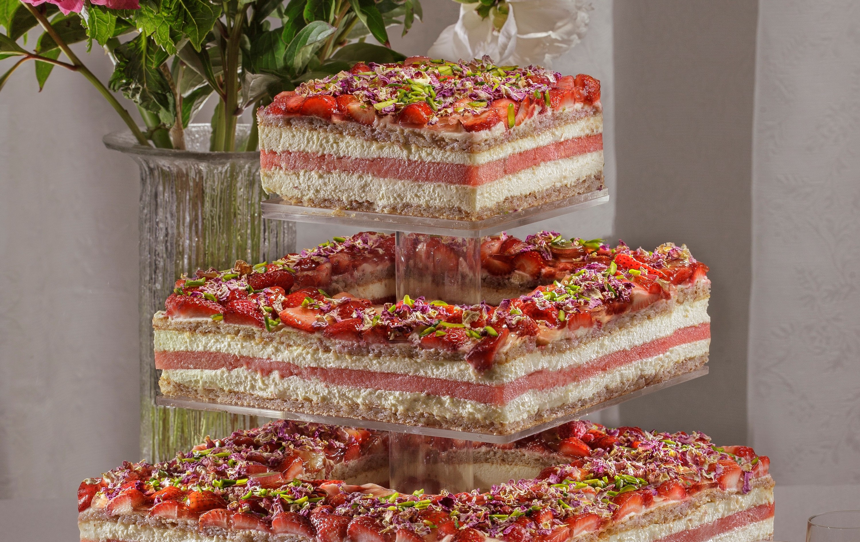 Black Star Pastry - Strawberry Watermelon Cake