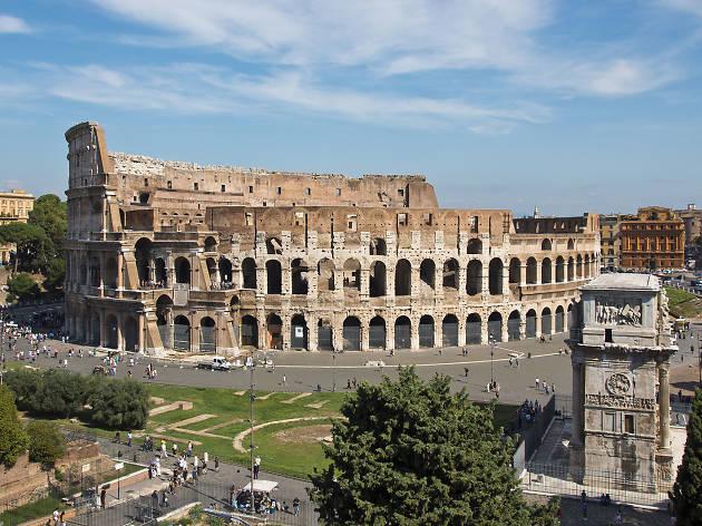 Colosseum (Colosseo)