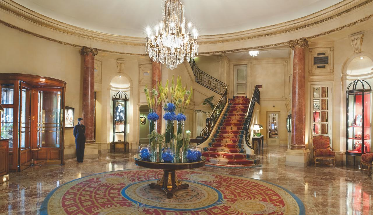 The best luxury hotels in Madrid