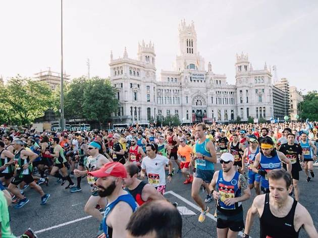 Rock 'n' Roll Madrid Maratón 2019