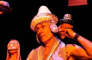 Historia de Aladino