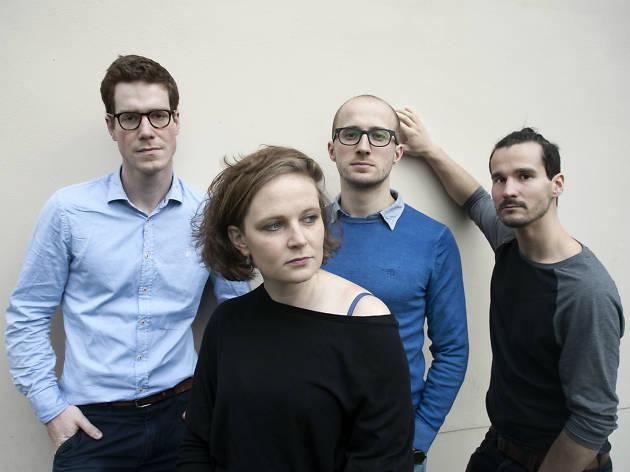 Los Alemanes Eva Klesse Quartett se presentarán en la 21 edición del Eurojazz
