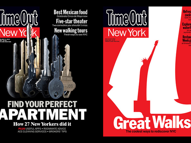 Time Out New York wins design award