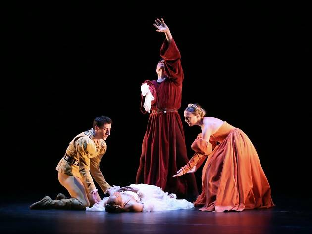 La Pavana del Moro Compañía Nacional de Danza