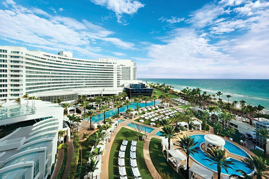 Los mejores hoteles en Miami Beach
