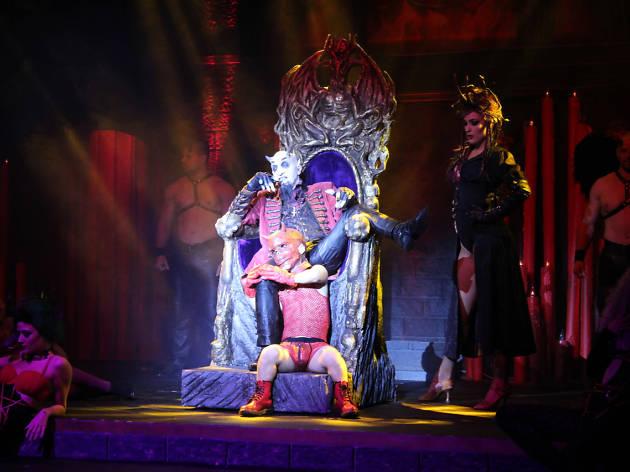 El circo de los horrores: Cabaret maldito