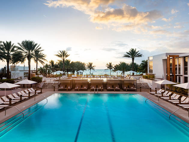 Hotels Near Hilton Bentley South Beach Miami
