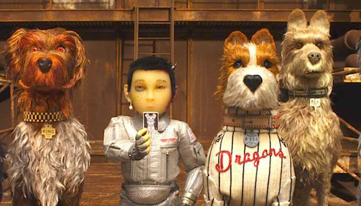 6 Wes Anderson-y things we're looking forward to in Isle of Dogs