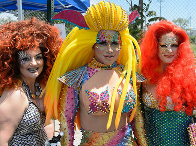 The date has been announced for the 2018 Coney Island Mermaid Parade