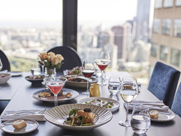 Melbourne's Tallest Lunch