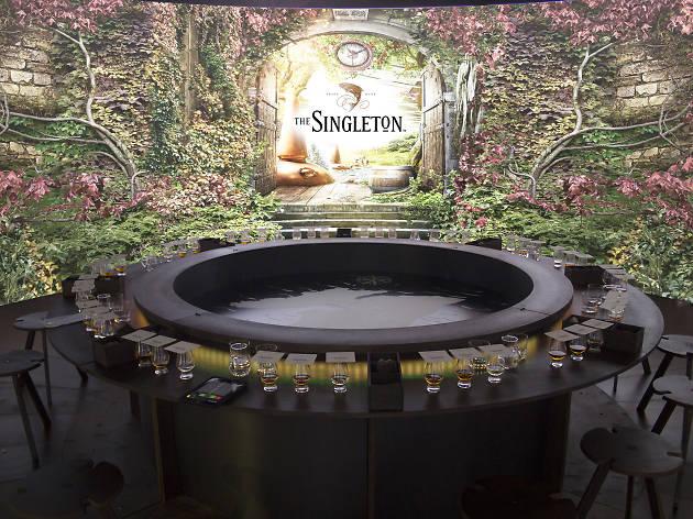 Singleton of Glen Ord Whisky Sensorium