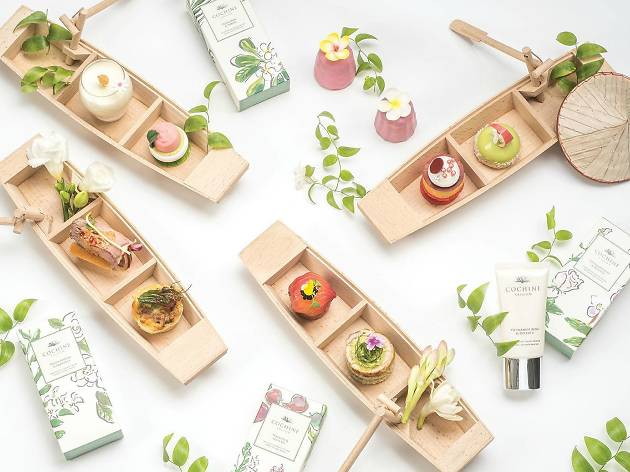The best new afternoon tea menus in Hong Kong