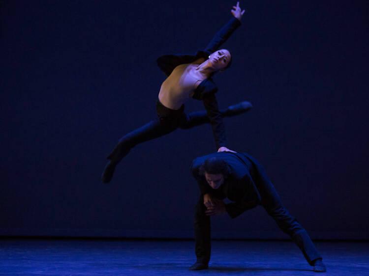 Dance loops: Del folclor al hip hop