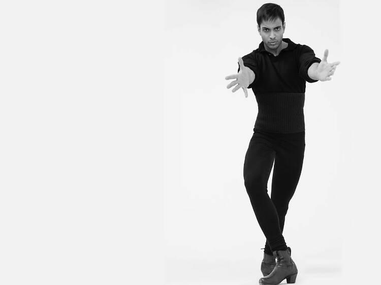 Curro de Candela: Afrogitano, más que flamenco