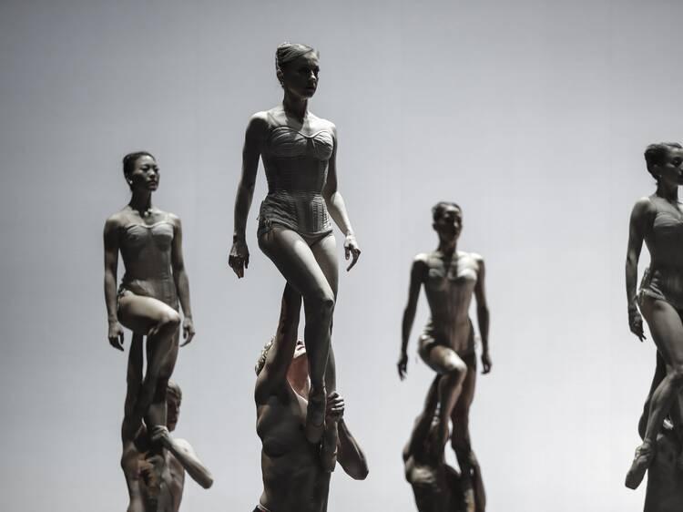 Ballet de la Ópera de Liubliana: Sinfonía de lamentaciones
