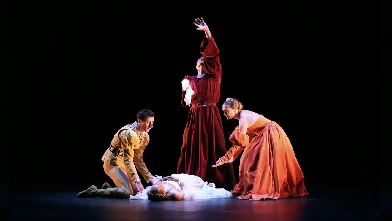 Ballet Consagración de la Primavera (Compañía Nacional de Danza)