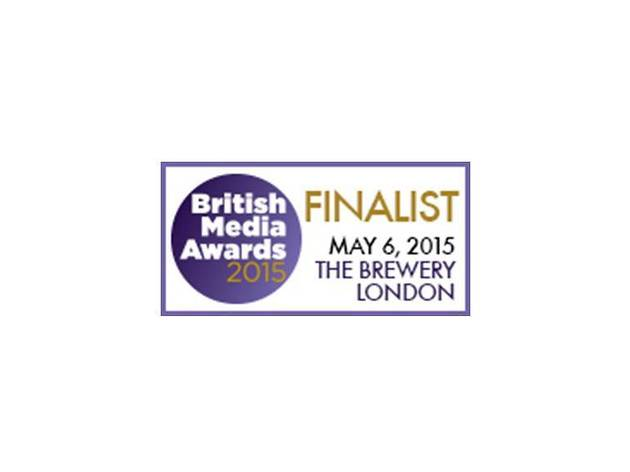 Time Out London shortlisted at the 2015 British Media Awards!