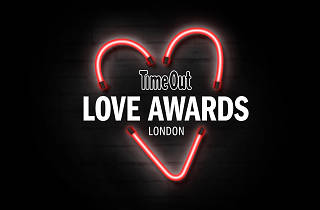 Time Out Love City Awards 2018, neon logo