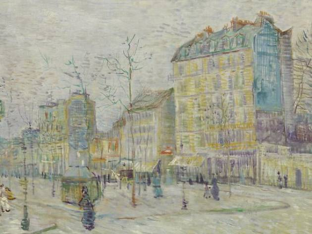 Dutch artists in Paris (1789-1914)