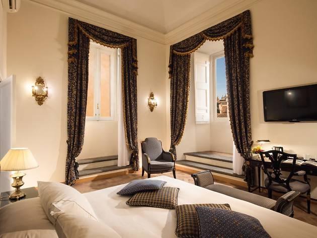 Eitch Borromini Palazzo Pamphilj Hotels In Rome