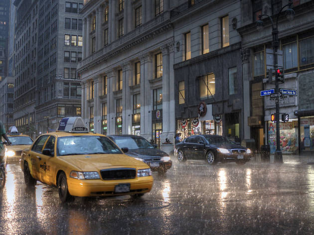 A nor'easter will turn NYC into a cold, miserable hellscape this weekend