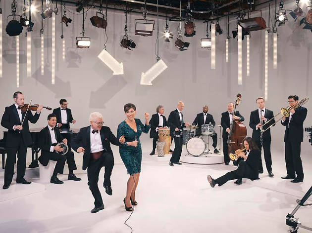 Pink Martini at the Smith Center
