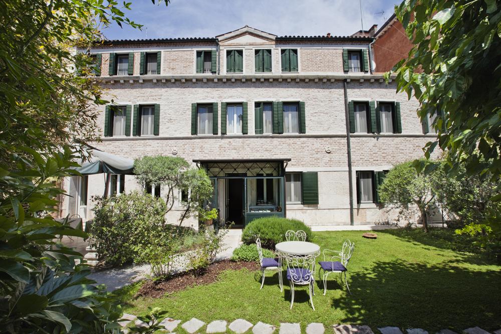 Oltre il Giardino hotel, Venice