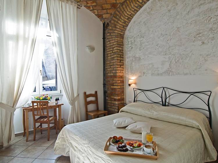 Rome's top cheap hotels